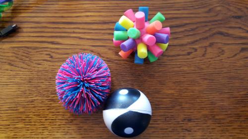 Ball Fidget Toys